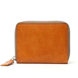 二つ折り 財布 メンズ 本革 レザー キャメルブラウン 茶 茶色 日本製 サイフ レディース 大容量 財布 小銭入れあり かわいい ボーデッサン(BEAU DESSIN)
