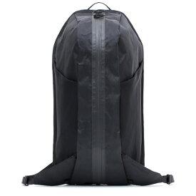 beruf baggage ライトウェイト バックパック アウトドア アクティビティ 自転車 サイクリング サイクリスト ローディー ブラック 黒 黒色 メンズ レディース リュック デイパック 日本製 ブランド 軽量 軽い ベルーフバゲージ