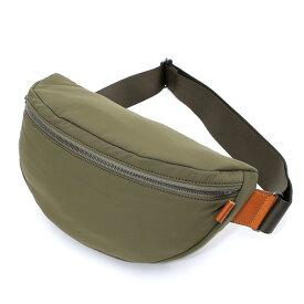 ボディバッグ メンズ ミニ ショルダーバッグ レディース 肩掛け 斜めがけ かばん グリーン カーキ 緑色 日本製 ブランド カバン 鞄 シンプル おしゃれ 高級 大人 軽い 小ぶり 小さめ お出かけ ボディーバッグ ボーデッサン デリィーヴ(derive)