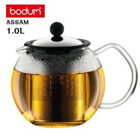bodum(ボダム)ティープレス アッサム 1L ガラスハンドル 1801-16