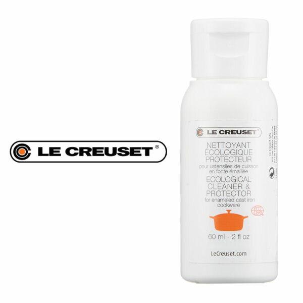 【日本正規販売品】ルクルーゼ(Le Creuset) 洗剤 ポッツ&パンズ エコ クリーナー 60ml