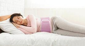 コリとる磁気腰まくら 腰枕 安眠 快眠 ぐっすり 腰痛対策 腹巻 送料無料