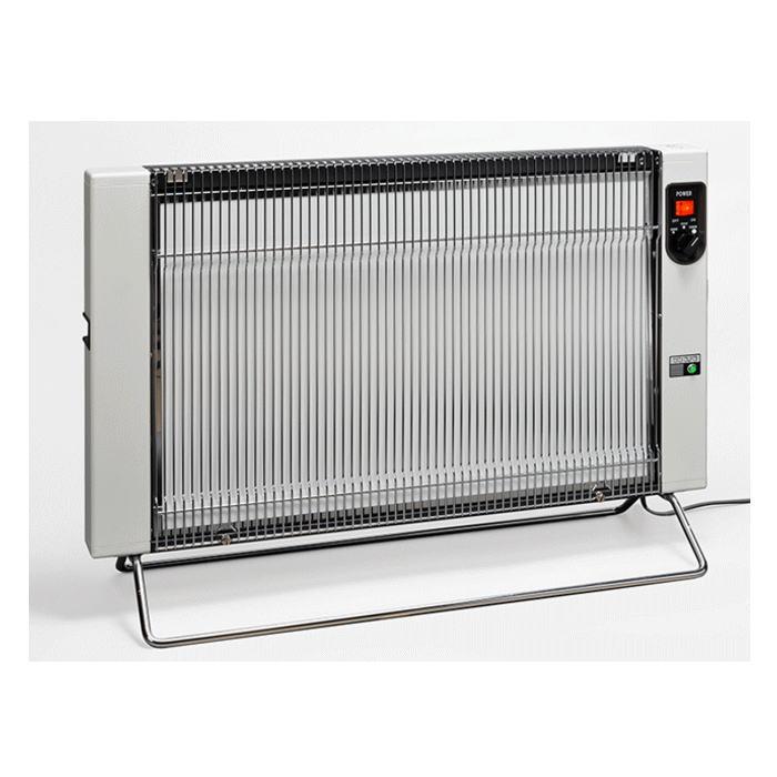 5年保証付き ★正規販売店 サンラメラ1201型 (1200W)色:ホワイト※遠赤外線輻射式暖房器