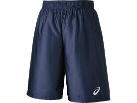 アシックス asics バスケットパンツ メンズ レディース 股下約24cm バスケットボールウェア ネイビー XB7615-50