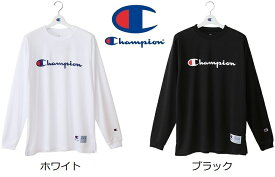 チャンピオン(champion) DRYSAVER ロングスリーブTシャツ 男女兼用 バスケットボールウェア C3-NB450