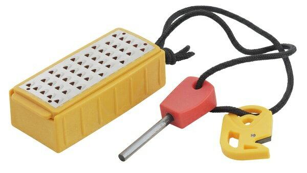 Smith's 木削器付ファイヤスターター