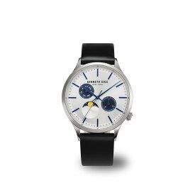 公式 ケネスコール 腕時計 KENNETH COLE 時計 KC51151006 アーバンスタイル Urban Style ムーンフェイズ Moon Phase 月齢カレンダー メンズ レディース ユニセックス ペアウォッチ ニューヨーク おしゃれ カジュアル ビジネス フォーマル カジュアルウォッチ ギフト 贈り物