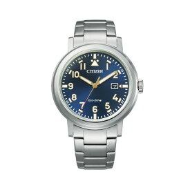 シチズン 腕時計 CITIZEN Standard Style+ スタンダードスタイル プラス AW1620-81L RECORD LABEL シチズンコレクション レコードレーベル エコ・ドライブ 時計