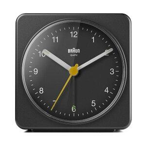 ブラウン 置き時計 BRAUN Analog Alarm Clock BC03B アラーム クロック 卓上 目覚まし時計
