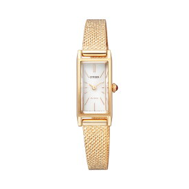 シチズン キー 腕時計 CITIZEN Kii EG7043-50W エコ・ドライブ レディースウォッチ 時計 アクセサリーウォッチ アンティーク腕時計 エコドライブ ギフト プレゼント