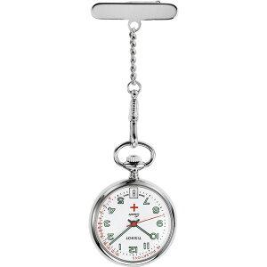 ティソ 時計 TISSOT ナースウォッチ NURSE WATCH T81.7.221.12 ユニセックス 男女兼用 懐中時計 ペンダントウォッチ アンティーク ギフト プレゼント