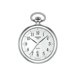 ティソ 時計 TISSOT レピーヌ LEPINE T82.6.550.12 ユニセックス 男女兼用 懐中時計 ペンダントウォッチ アンティーク ギフト プレゼント
