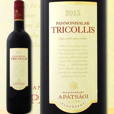 パンノンハルミ・トリコリッシュ・レッド 2015【赤ワイン】【750ml】【辛口】【ハンガリー】
