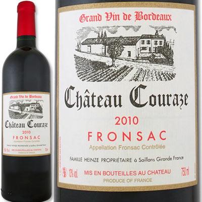 [エントリーでP5倍]シャトー・クラーズ 2010【フランス】【赤ワイン】【750ml】【ミディアムボディ寄りのフルボディ】【辛口】