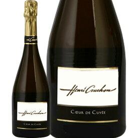 アンリ・クルション・クール・ド・キュヴェ2012【スパークリング・ワイン 750ml 辛口 ビオ オーガニック スイス】