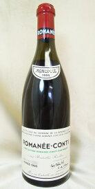 DRCロマネ・コンティ 1995 a3