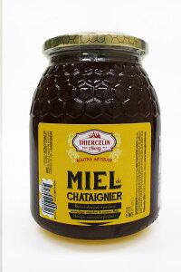 栗のはちみつ ハチミツ 蜂蜜 栗はちみつ<スペイン産>【1kg】【常温品】【常温/冷蔵混載可】