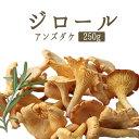 ジロール ジロール茸 (アンズダケ アンズ茸)フレッシュ girolles <ヨーロッパ産>【250g】【冷蔵品】