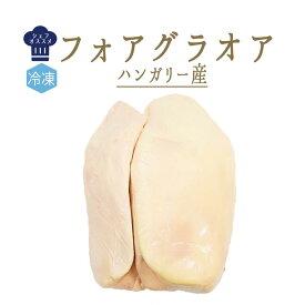 【あす楽】【冷凍】フォアグラ オア(ガチョウ)foie gras oie <ハンガリー>【600-900g】【\1100/100g再計算】【冷凍品】