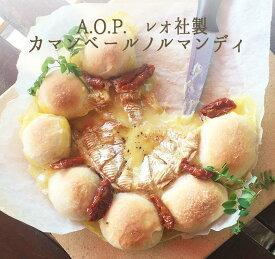 カマンベール・ド・ノルマンディ (白カビチーズ) A.O.P カマンベール<フランス産>【250g】【冷蔵品】