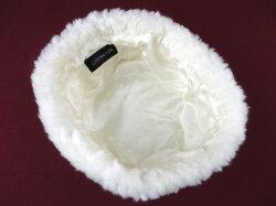 【中古】NO.SPROJECT/フェイクファーチェス帽子ノスプロジェクトB10279_1804