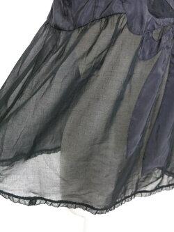 JaneMarple/リボンデザインシースルートップスジェーンマープルカットソーB11959_1806