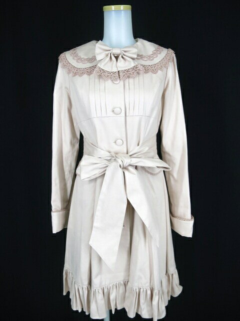 【中古】Mary Magdalene / ヴィクトリーヌコートドレス メアリーマグダレン コートワンピース B13627_1808