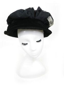 【中古】aliceauaa/変形ハットアリスアウアア帽子B14638_1809