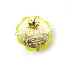 【中古】Q-pot./ジューシーメロンジェリーピアスキューポットB15253_1810