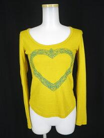 【中古】Vivienne Westwood RED LABEL / 額縁ハートプリントTシャツ ヴィヴィアンウエストウッドレッドレーベル B15637_1907