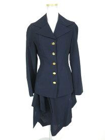 【中古】Vivienne Westwood RED LABEL / スカートスーツ セットアップ ヴィヴィアンウエストウッドレッドレーベル B15610_1907