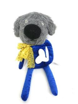 【中古】BOBBYDAZZLER/犬ぬいぐるみボビーダズラーB16076_1811