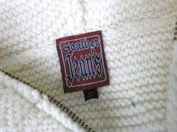 【中古】GAULTIERJean's/ニットパーカージャンポールゴルチエセーターレディースB17998_1901