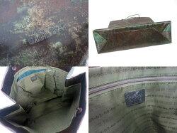 【中古】JeanPaulGAULTIER/Vサイバー大型トートバッグジャンポールゴルチエB18774_1902