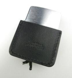 JeanPaulGAULTIER/編み上げレザーケース付きジッポジャンポールゴルチエZippoオイルライターB20408_1904