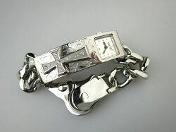 JeanPaulGAULTIER/クロスモチーフブレスウォッチジャンポールゴルチエ腕時計B20431_1904