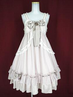 【中古】Metamorphose/LacyベビードールジャンパースカートメタモルフォーゼタンドゥフィーユB21452_1905