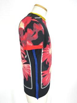 【中古】JeanPaulGAULTIERHOMME/花柄半袖カットソージャンポールゴルチエオムメンズB21048_1905