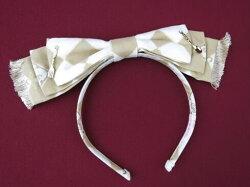 【中古】AngelicPretty/AntiqueChocolaterieジャンパースカートset(JSK+カチューシャ)アンジェリックプリティB22352_1906
