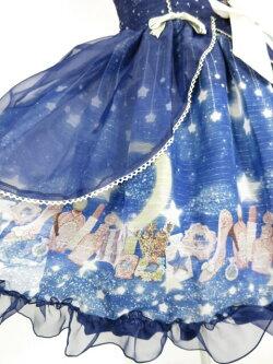 ALICEandthePIRATES/Lecieletoile〜夜空のおくりもの〜柄brillanteジャンパースカートアリスアンドザパイレーツB22397_1906