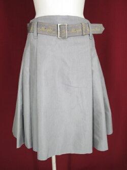JaneMarple/ロゴベルトのタックスカートジェーンマープルB23346_1907