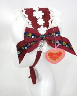 BABY,THESTARSSHINEBRIGHT/おとぎの国の赤ずきんちゃんヘッドドレスベイビーザスターズシャインブライトB25161_1908