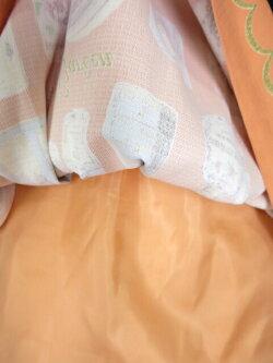 【中古】EmilyTemplecute/フレグランスプリントプチローズ付きノースリーブワンピースエミリーテンプルキュートB25209_1908