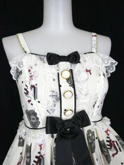 【中古】AngelicPretty/MademoiselledeParisジャンパースカートアンジェリックプリティB25248_1908