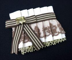 【中古】AngelicPretty/ChocolatePieceプリーツカフスアンジェリックプリティお袖とめB24036_1909