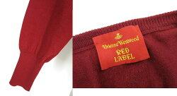 【中古】VivienneWestwoodREDLABEL/オーブ刺繍ニットカーディガンヴィヴィアンウエストウッドレッドレーベルB24664_1910