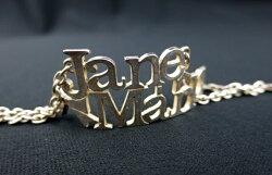 【中古】JaneMarple/ロゴブレスレットジェーンマープルB24726_1910