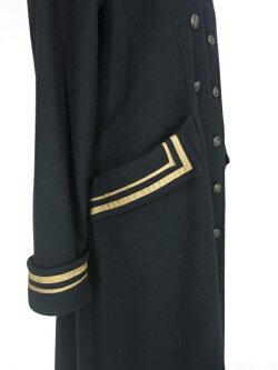 【中古】EXCENTRIQUE/BlackSailorコートエクサントリークセーラー衿B27697_1910