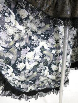 【中古】QutieFrash/ミリタリーコルセットオーバースカートキューティーフラッシュB26790_1911
