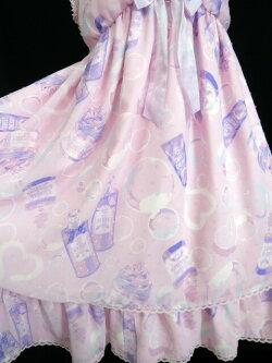 【中古】AngelicPretty/LovelyBathroomジャンパースカートアンジェリックプリティB26897_1911